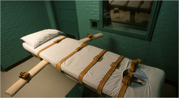 Five states move closer to banning death penalty