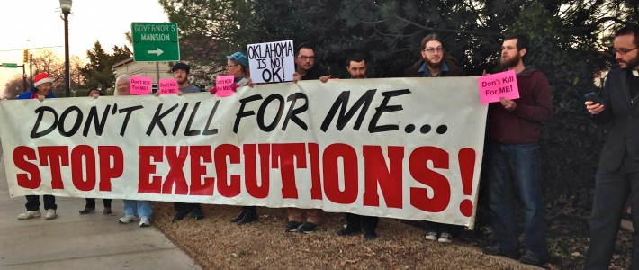 Protesters say SCOTUS execution ruling shows their message is spreading