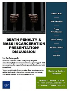 Mass Incarceration Forum art