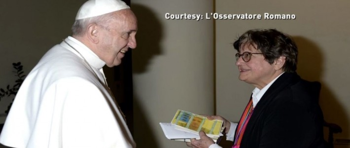 Still fighting the death penalty, Sister Prejean gets Pope's blessing