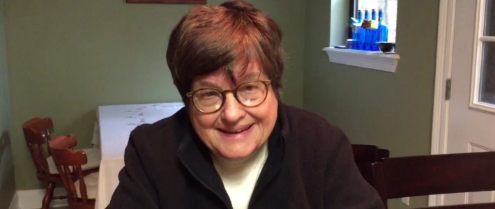 Sister Helen Prejean Visits Richard Glossip