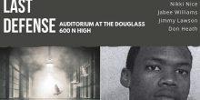 Screening of The Last Defense re: Julius Jones Death Penalty Case