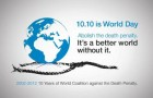 10th Annual World Day Against the Death Penalty follow up