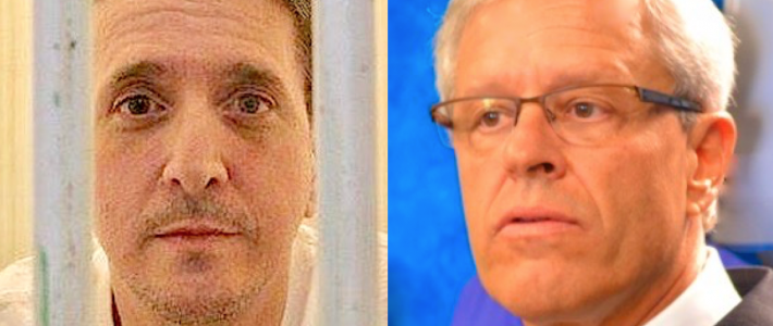 Don Knight, attorney for death row prisoner Richard Glossip, says District Attorney David Prater is withholding evidence